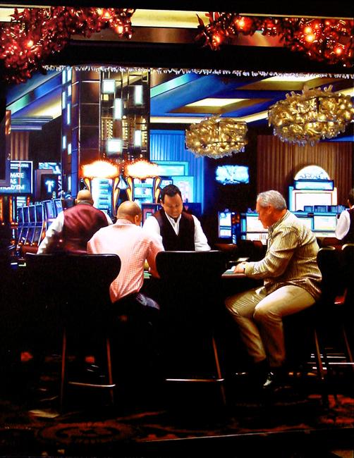 Station Casinos Boarding Pass